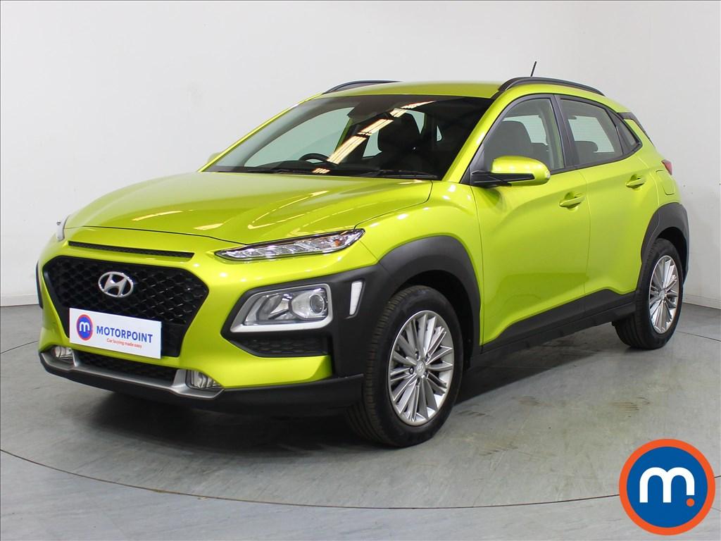 Hyundai Kona SE - Stock Number 1118573 Passenger side front corner