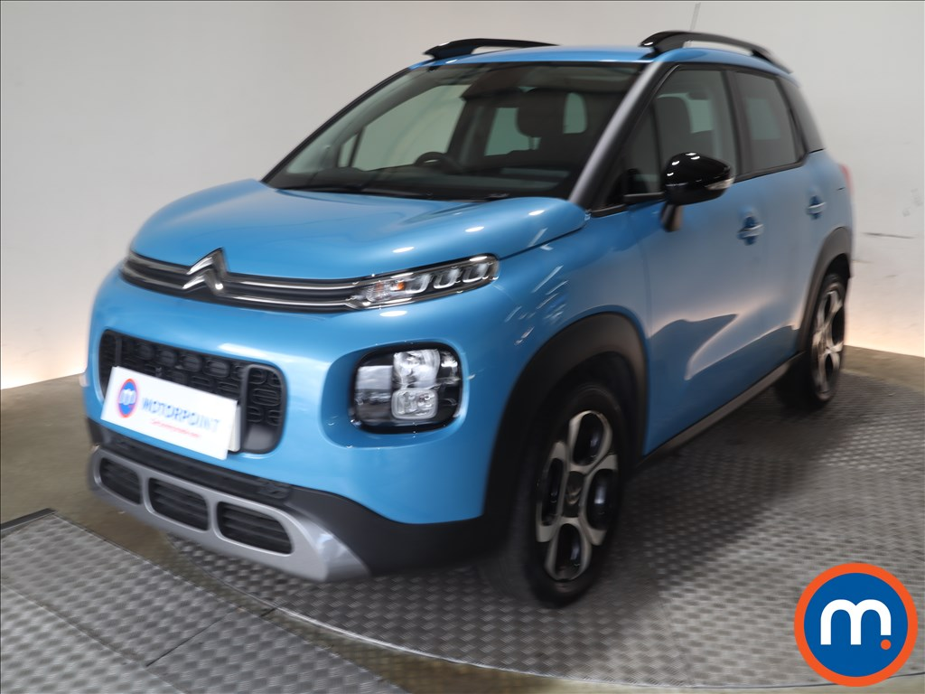 Citroen C3 Aircross 1.5 BlueHDi Flair 5dr [6 speed] - Stock Number 1132576 Passenger side front corner