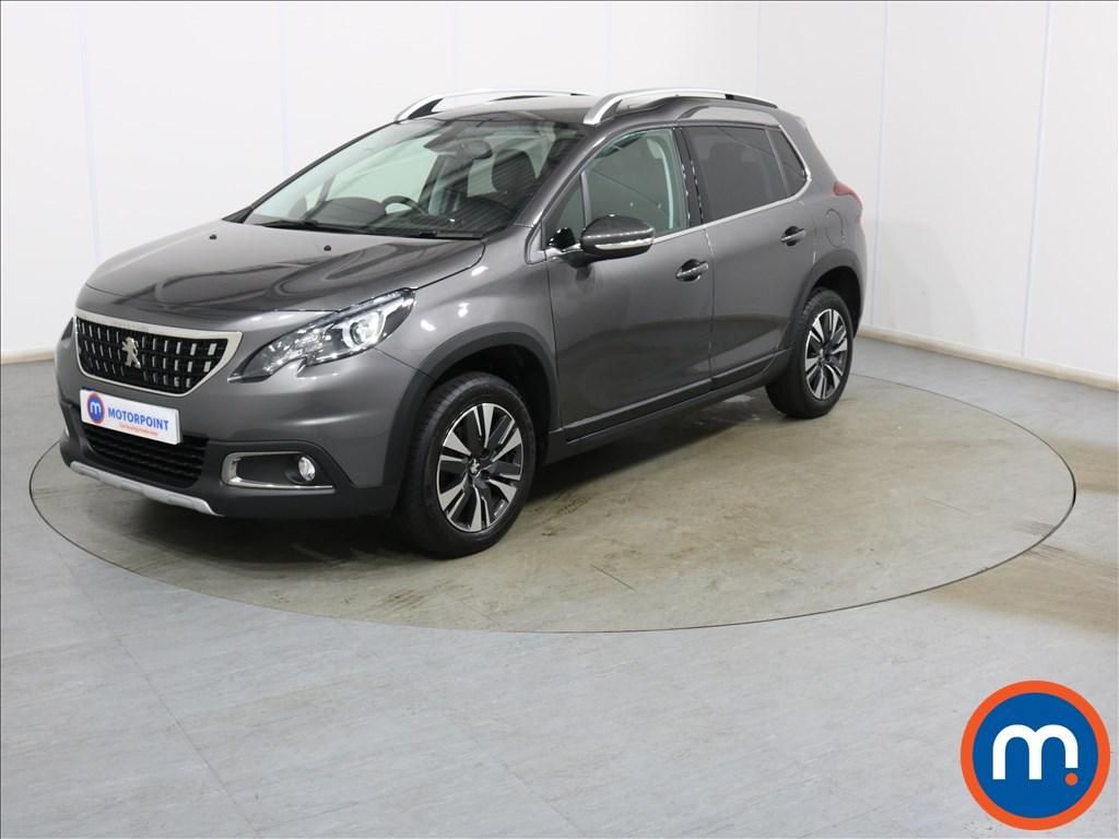 Peugeot 2008 Allure Premium - Stock Number 1134881 Passenger side front corner