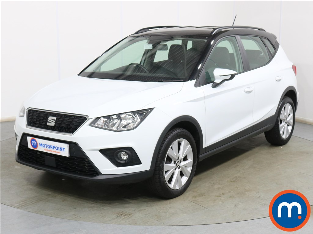 Seat Arona SE Technology Lux - Stock Number 1136730 Passenger side front corner