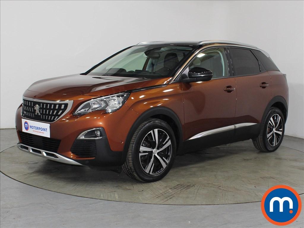 Peugeot 3008 Allure - Stock Number 1137775 Passenger side front corner