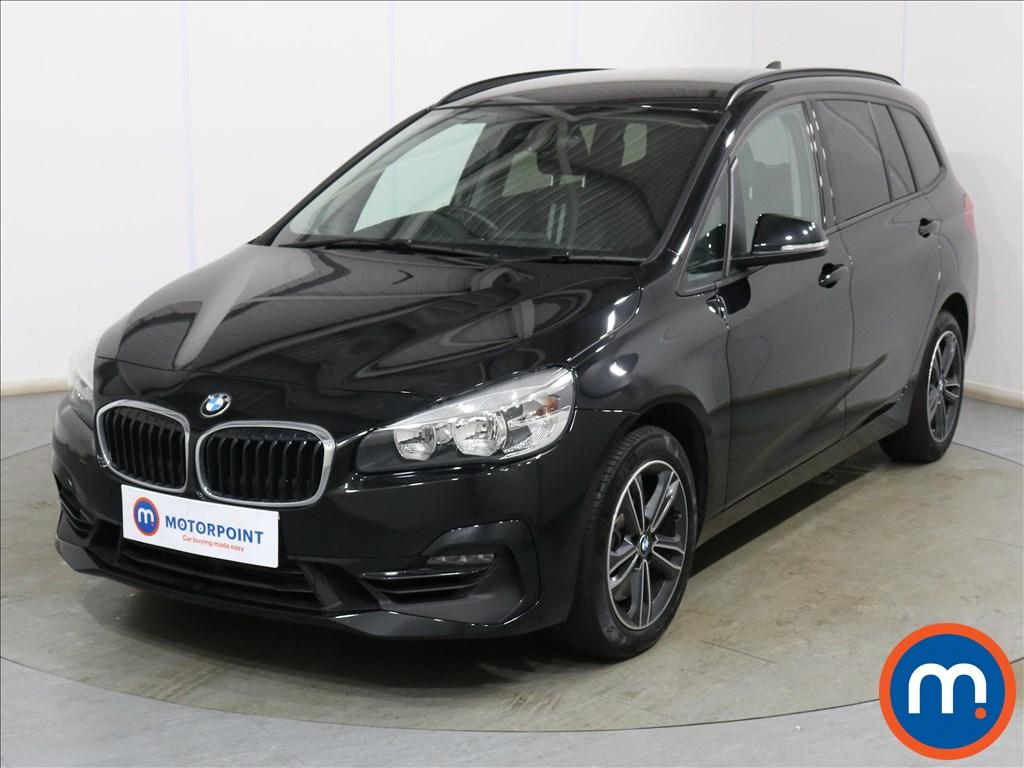 BMW 2 Series Sport - Stock Number 1136154 Passenger side front corner