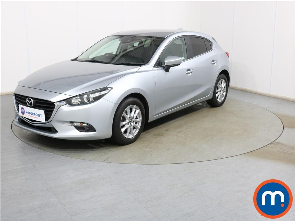 Mazda 3 SE-L - Stock Number 1125873 Passenger side front corner