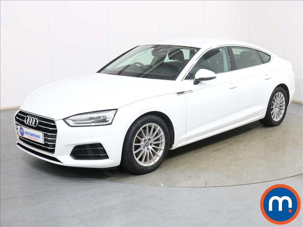 Audi A5 SE - Stock Number 1130626 Passenger side front corner