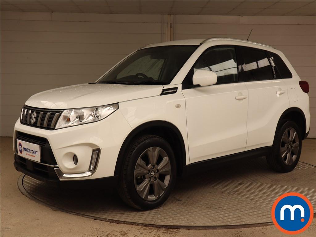 Suzuki Vitara SZ-T - Stock Number 1134219 Passenger side front corner