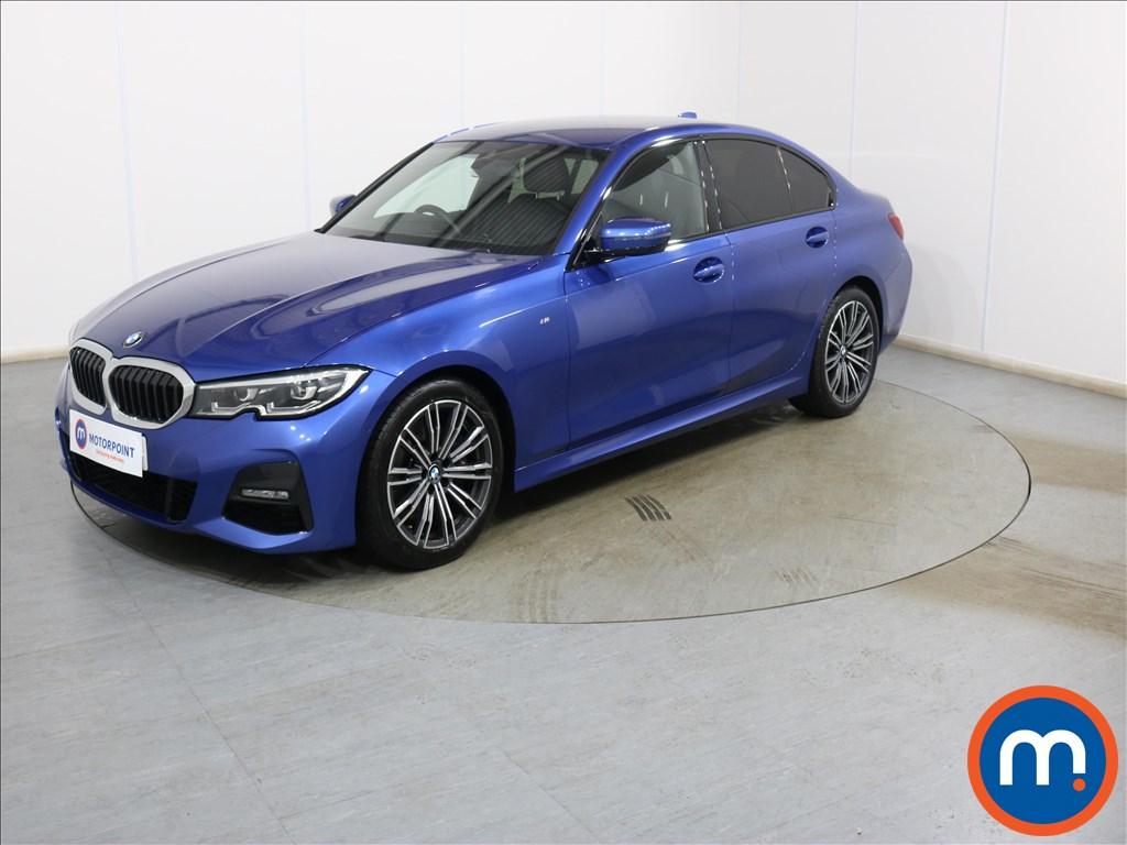 BMW 3 Series M Sport - Stock Number 1137204 Passenger side front corner