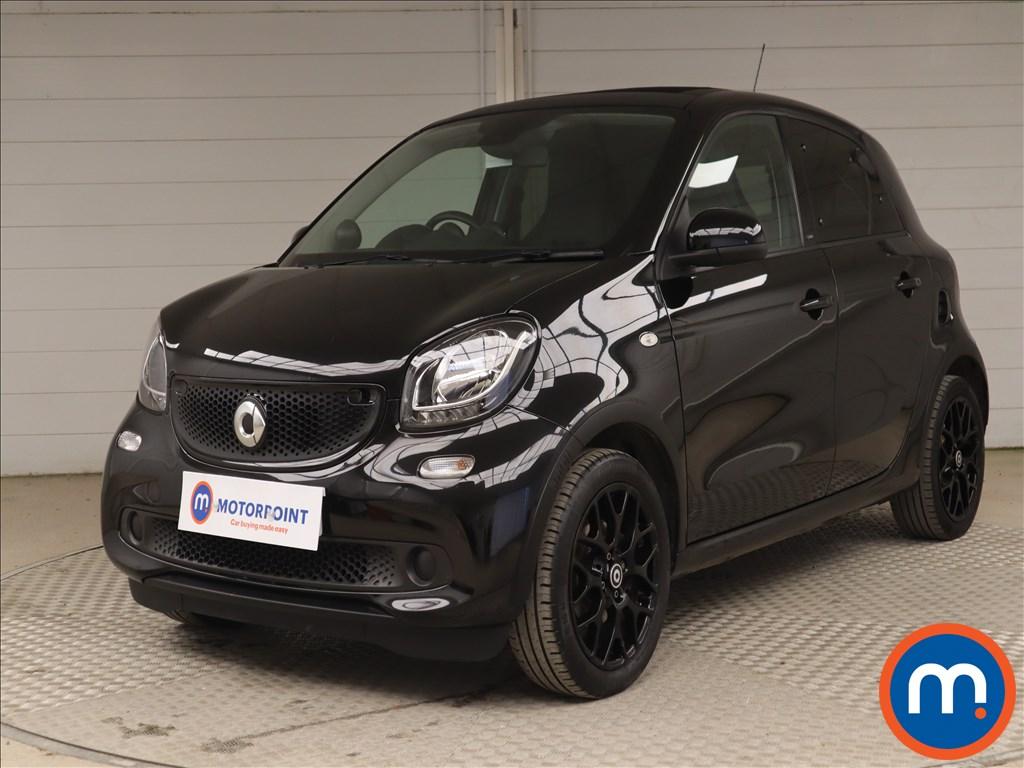 Smart Forfour Prime Sport - Stock Number 1135339 Passenger side front corner