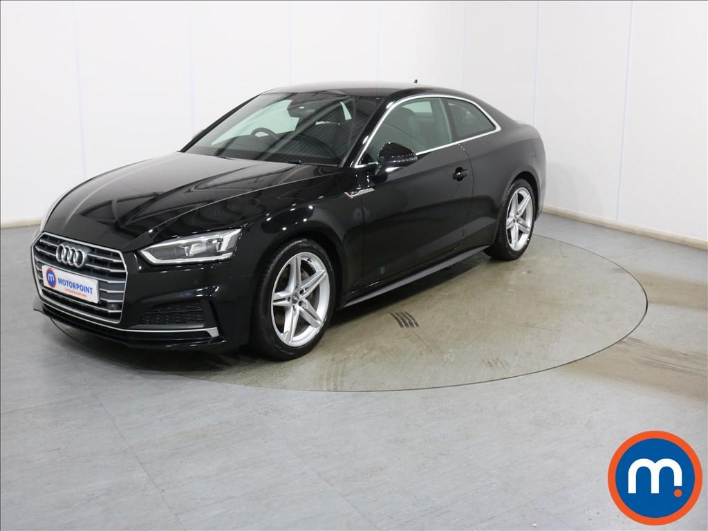 Audi A5 S Line - Stock Number 1136708 Passenger side front corner