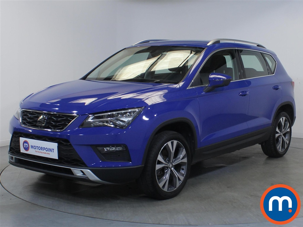 Seat Ateca SE Technology - Stock Number 1132956 Passenger side front corner