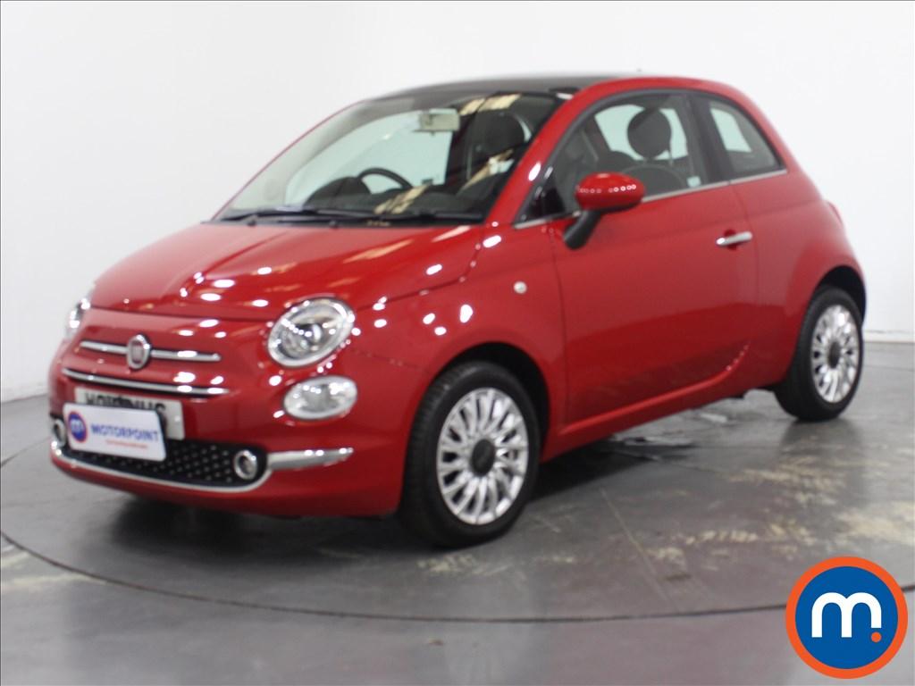 Fiat 500 Lounge - Stock Number 1134839 Passenger side front corner