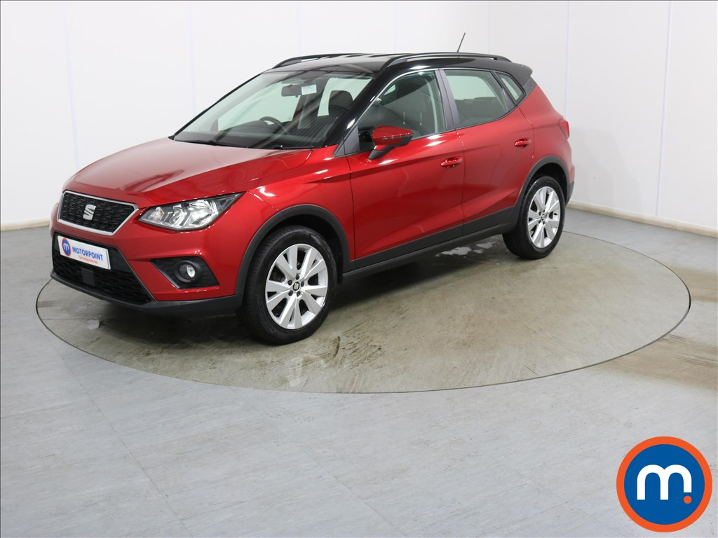 Seat Arona SE Technology Lux - Stock Number 1137152 Passenger side front corner