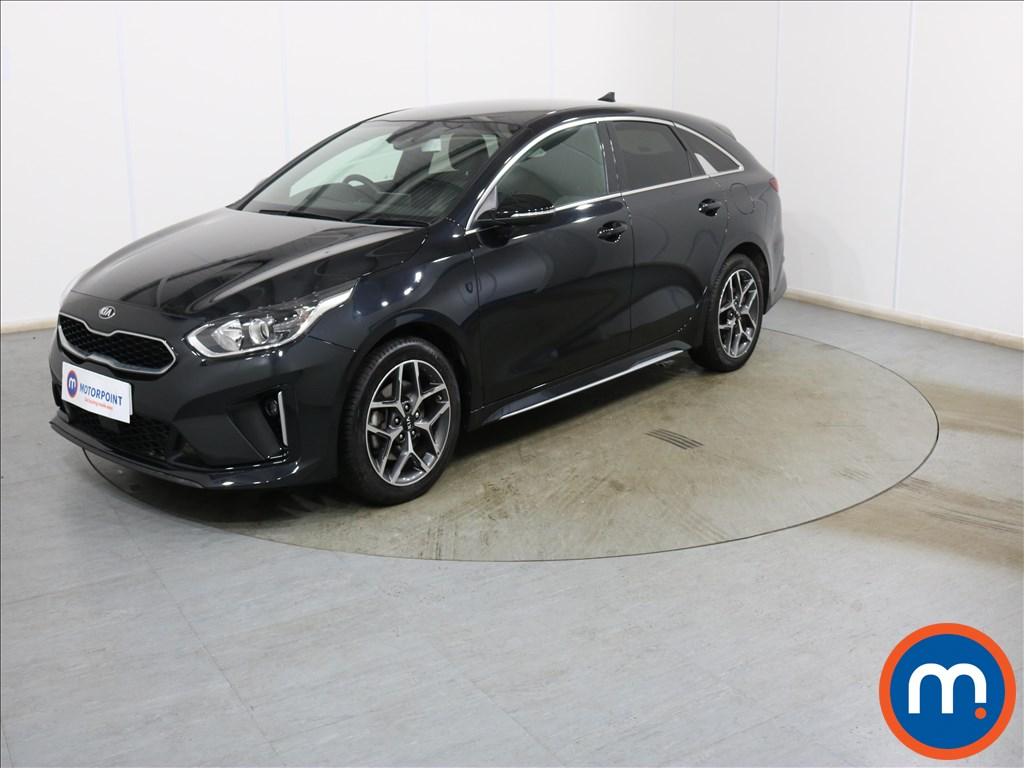 KIA Pro Ceed 1.4T GDi ISG GT-Line 5dr - Stock Number 1126066 Passenger side front corner