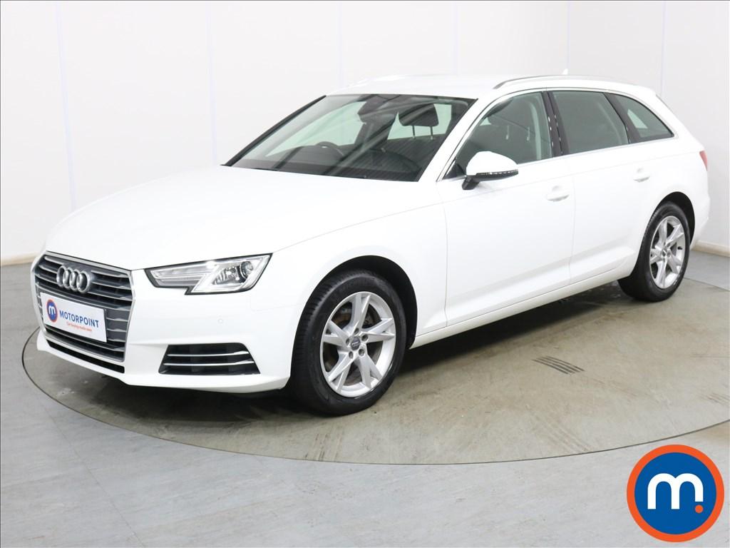 Audi A4 Sport - Stock Number 1135683 Passenger side front corner
