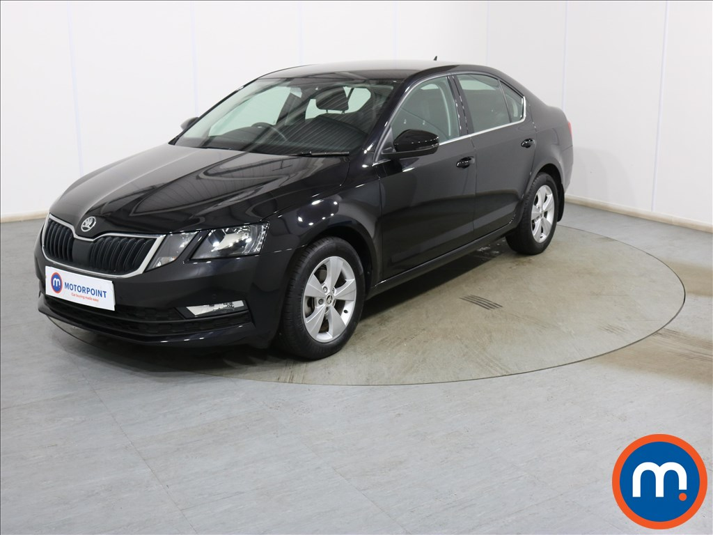 Skoda Octavia SE Technology - Stock Number 1135471 Passenger side front corner