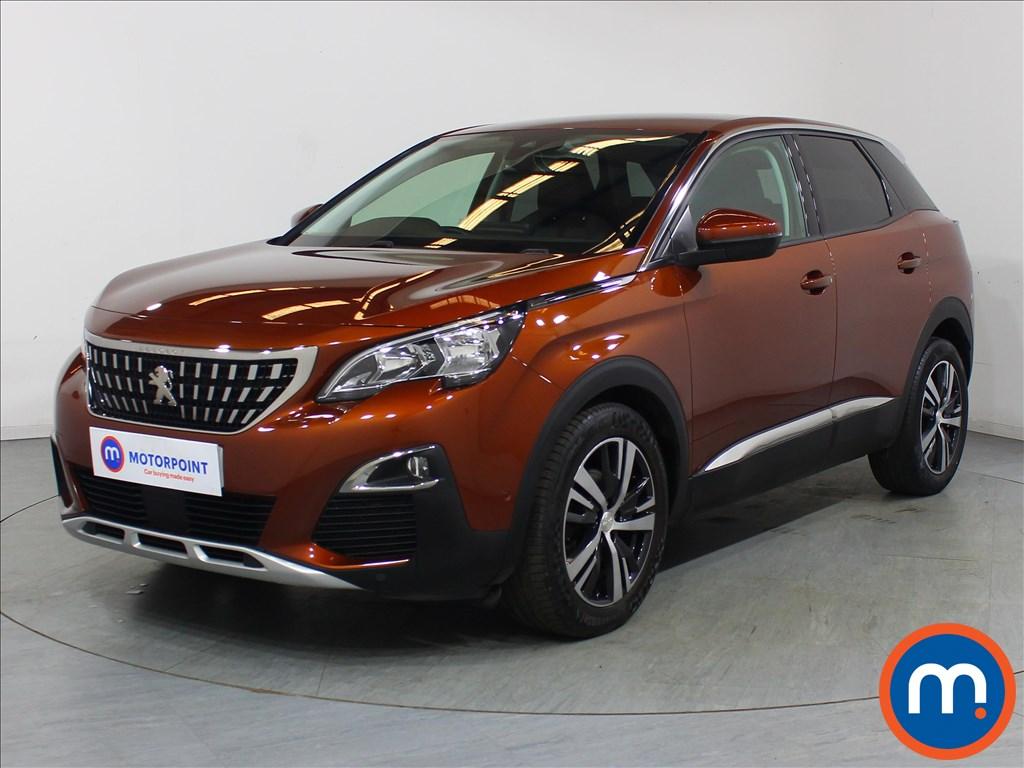 Peugeot 3008 Allure - Stock Number 1129459 Passenger side front corner