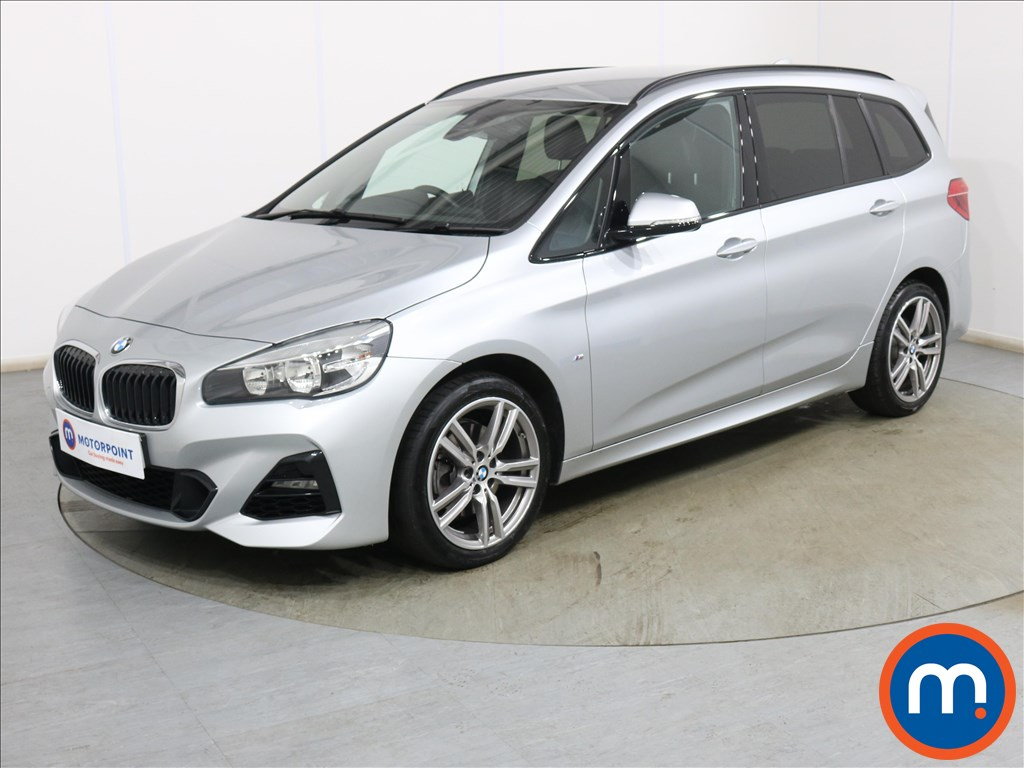 BMW 2 Series M Sport - Stock Number 1137919 Passenger side front corner