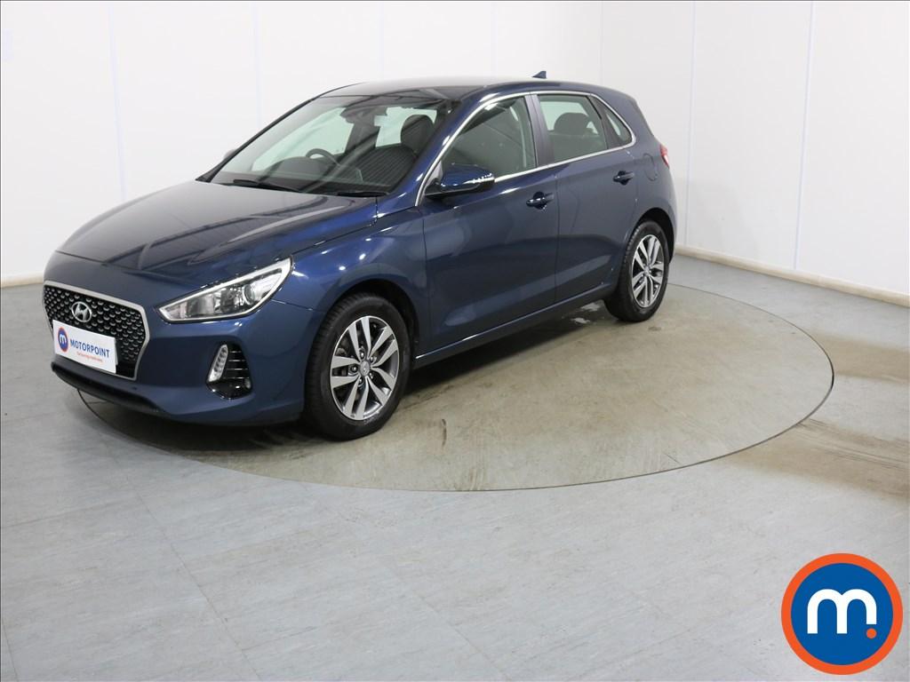Hyundai I30 SE Nav - Stock Number 1137012 Passenger side front corner