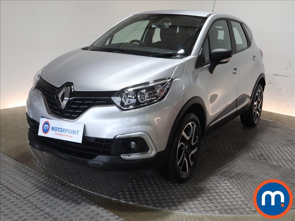 Renault Captur Dynamique Nav - Stock Number 1136957 Passenger side front corner