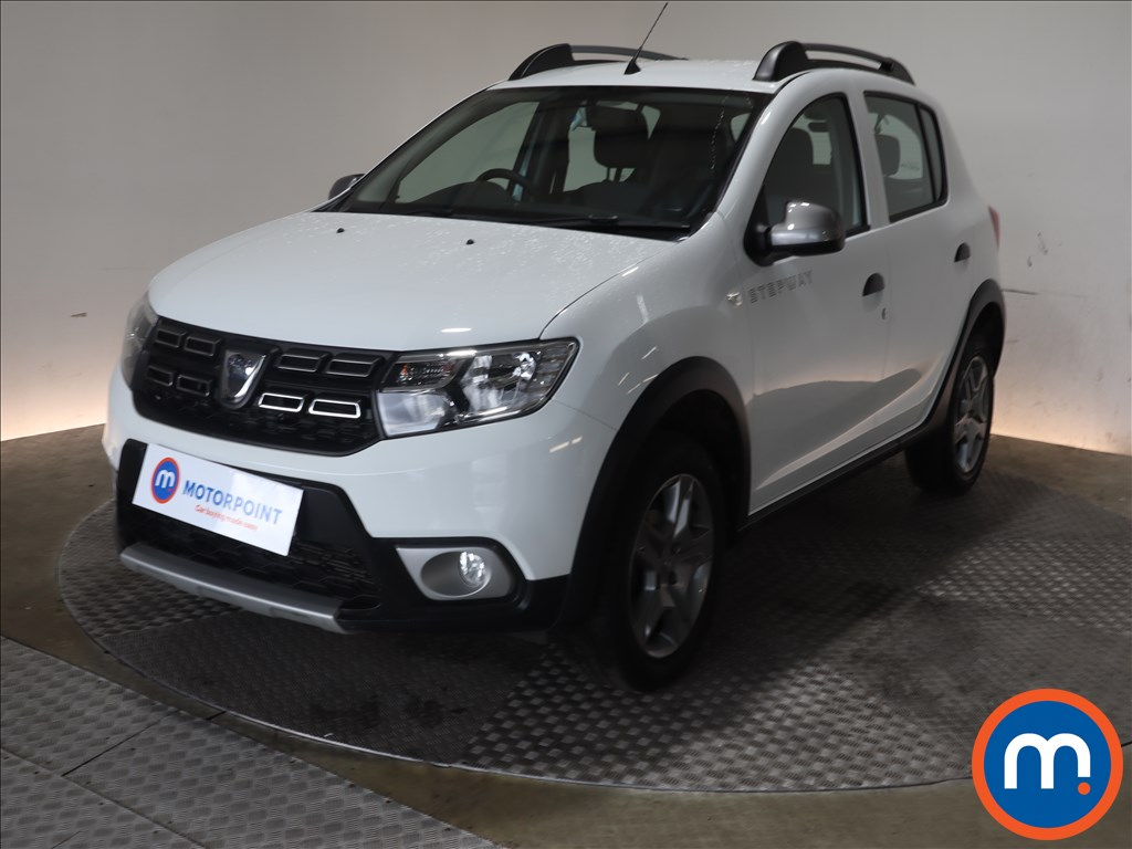 Dacia Sandero Stepway Ambiance - Stock Number 1133936 Passenger side front corner