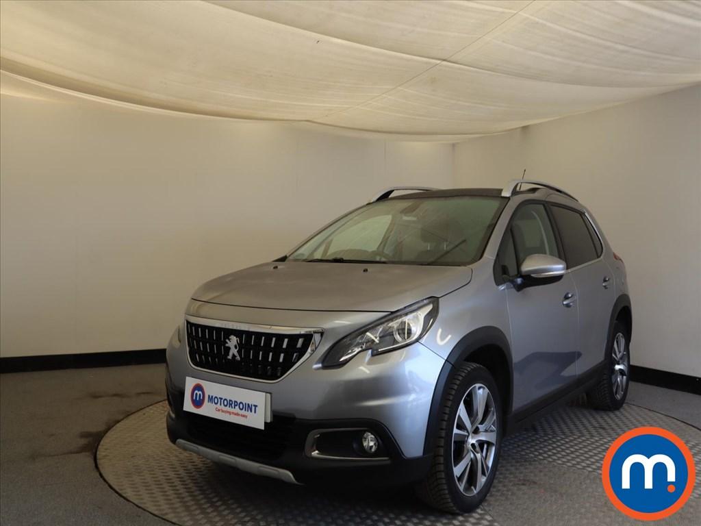 Peugeot 2008 Allure Premium - Stock Number 1132077 Passenger side front corner