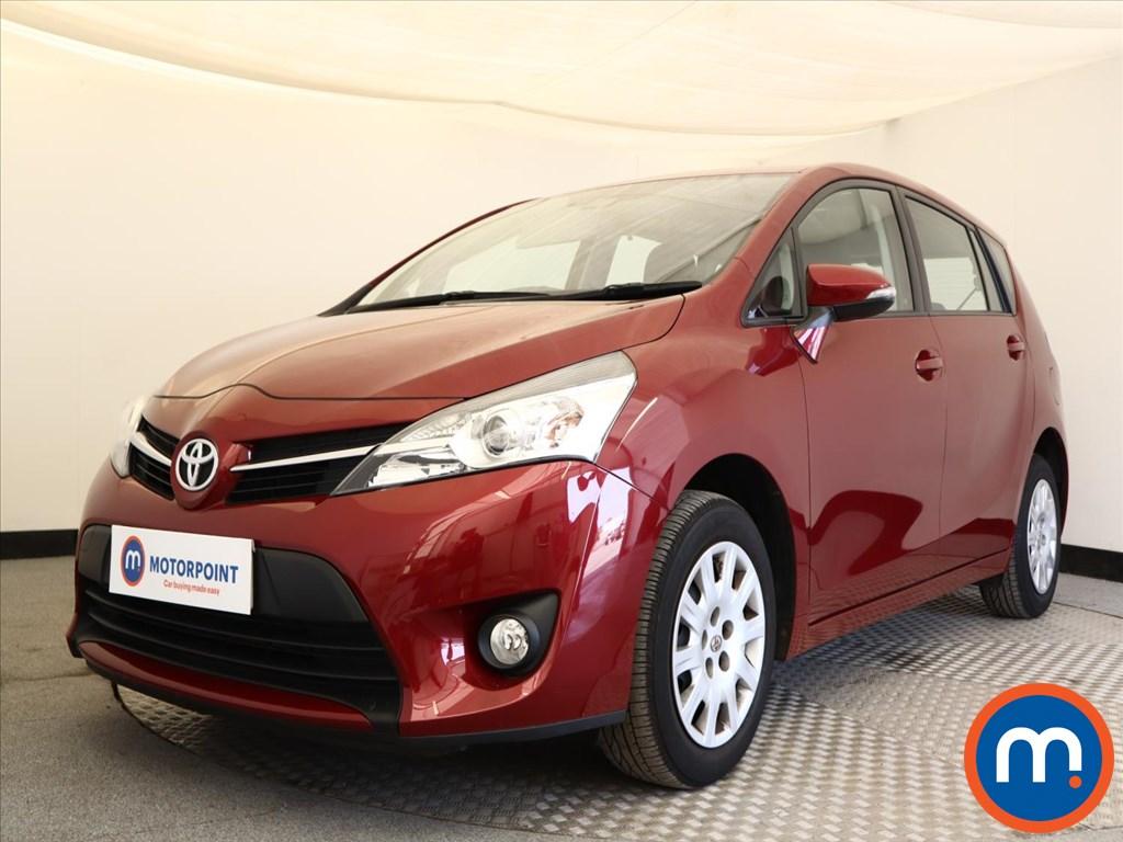 Toyota Verso Active - Stock Number 1134000 Passenger side front corner