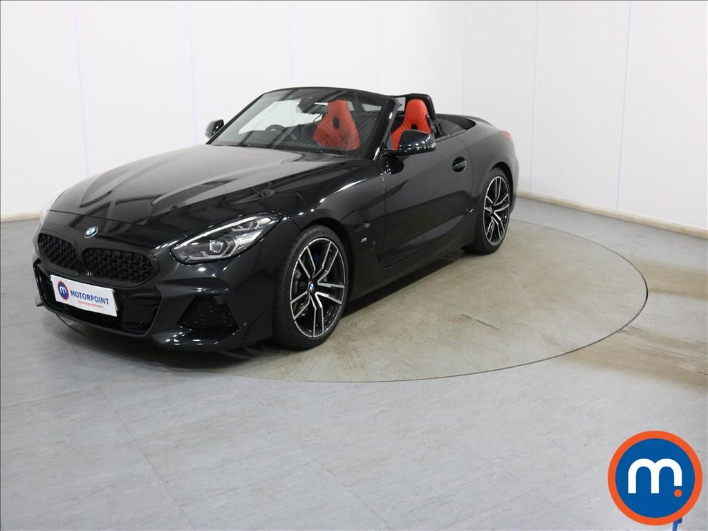 BMW Z4 M Sport - Stock Number 1138968 Passenger side front corner