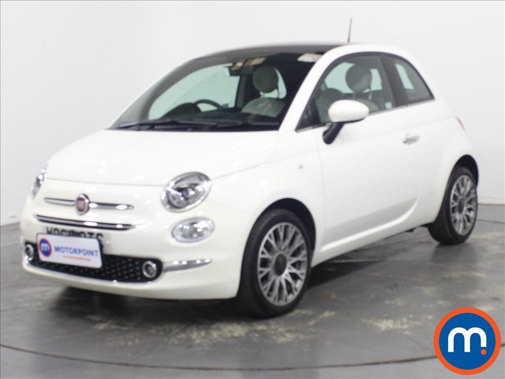 Fiat 500 Star - Stock Number 1134780 Passenger side front corner