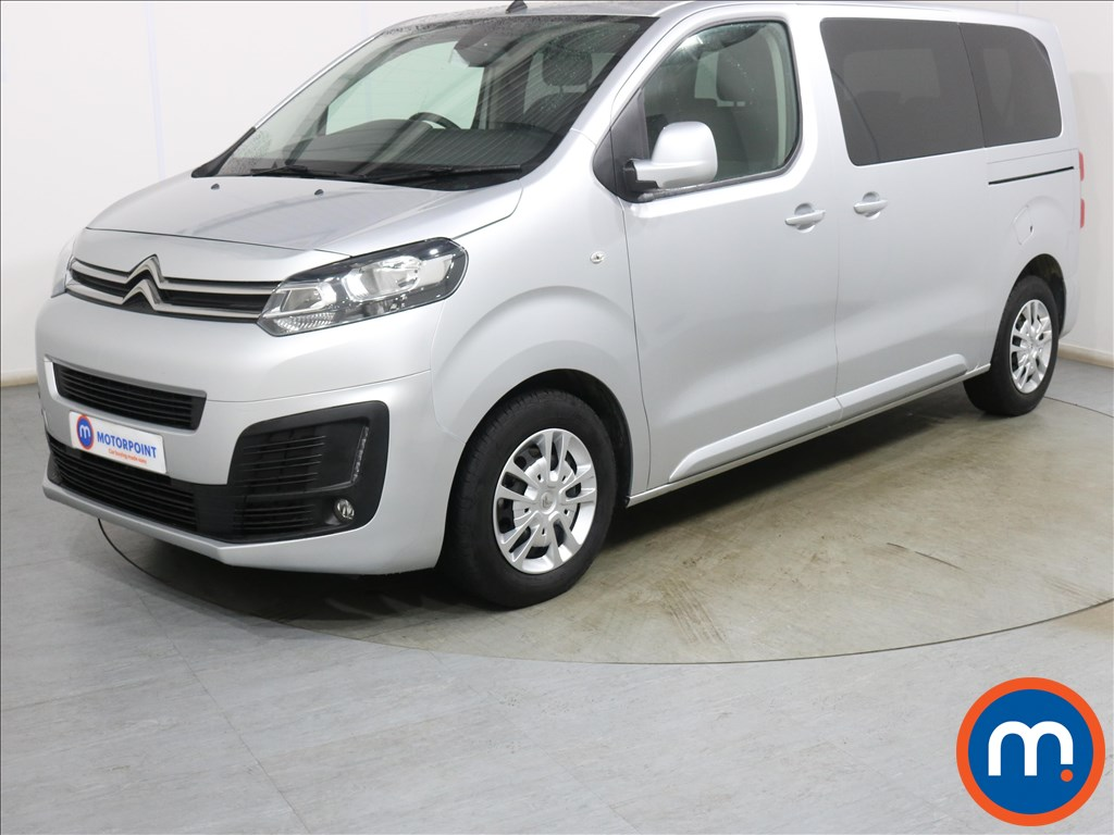 Citroen Space Tourer Business - Stock Number 1131422 Passenger side front corner