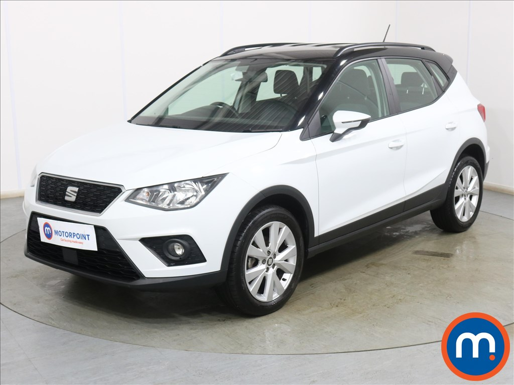 Seat Arona SE Technology Lux - Stock Number 1134438 Passenger side front corner