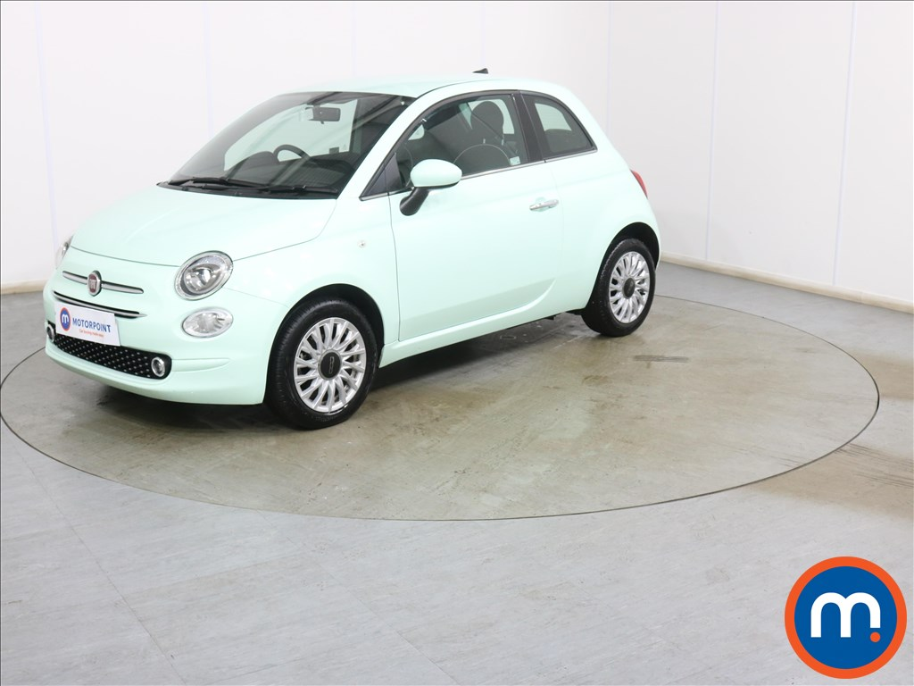 Fiat 500 1.2 Lounge 3dr - Stock Number 1134063 Passenger side front corner