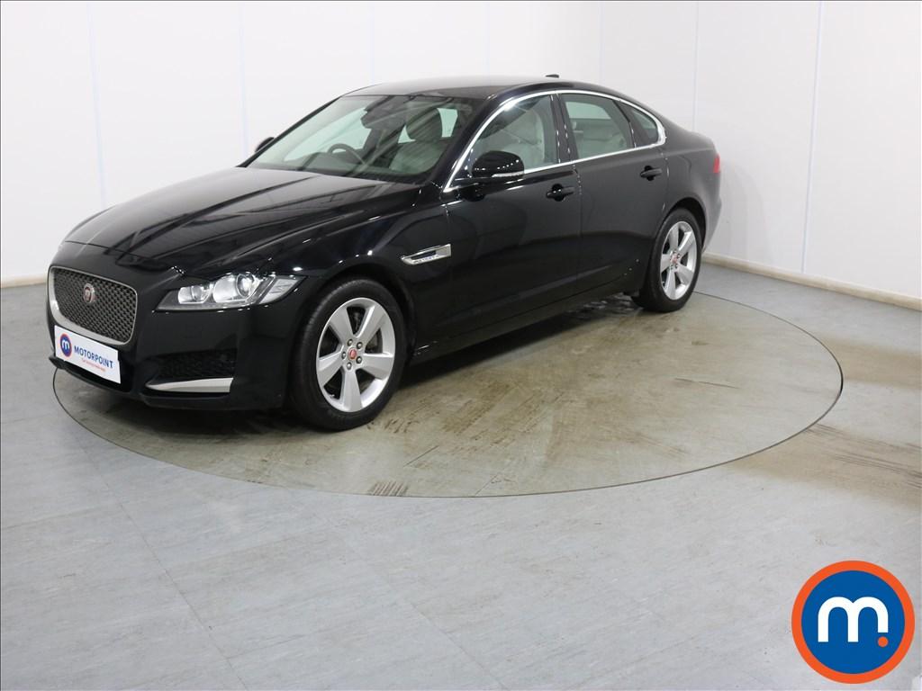Jaguar XF Portfolio - Stock Number 1134748 Passenger side front corner