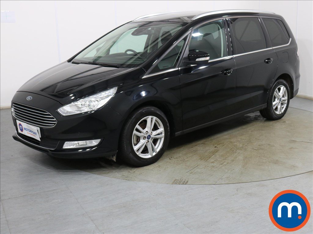 Ford Galaxy Titanium - Stock Number 1131554 Passenger side front corner