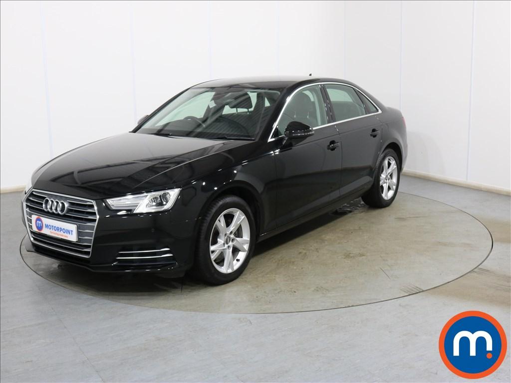 Audi A4 Sport - Stock Number 1135715 Passenger side front corner