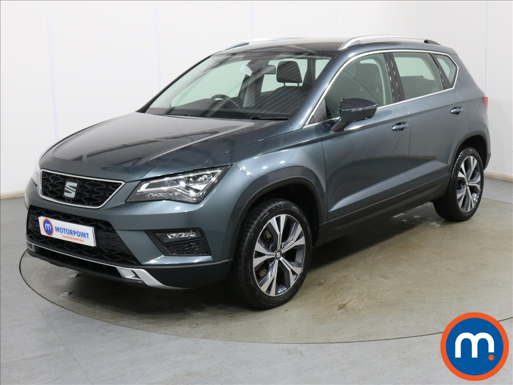 Seat Ateca SE Technology - Stock Number 1135787 Passenger side front corner