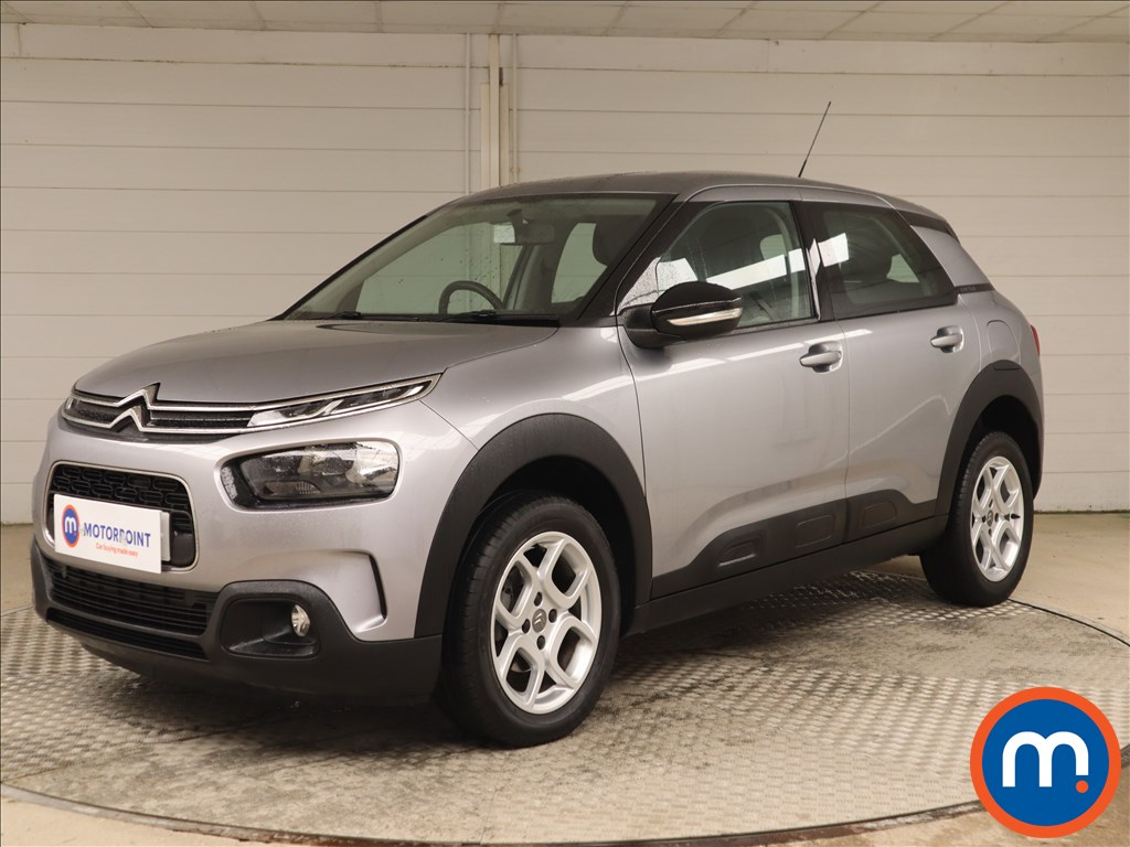 Citroen C4 Cactus Feel - Stock Number 1132641 Passenger side front corner