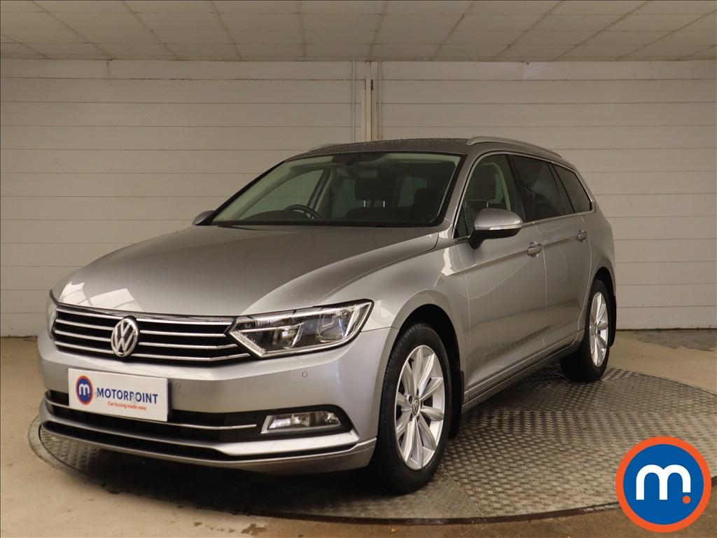 Volkswagen Passat SE Business - Stock Number 1133614 Passenger side front corner