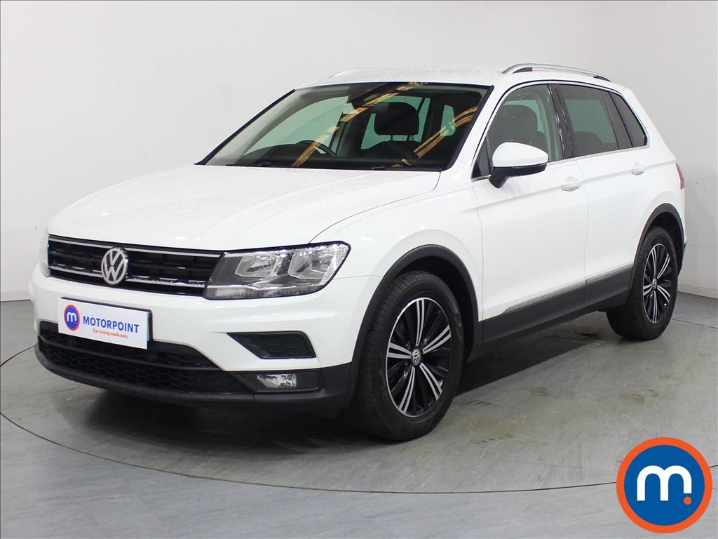 Volkswagen Tiguan SE Nav - Stock Number 1128118 Passenger side front corner