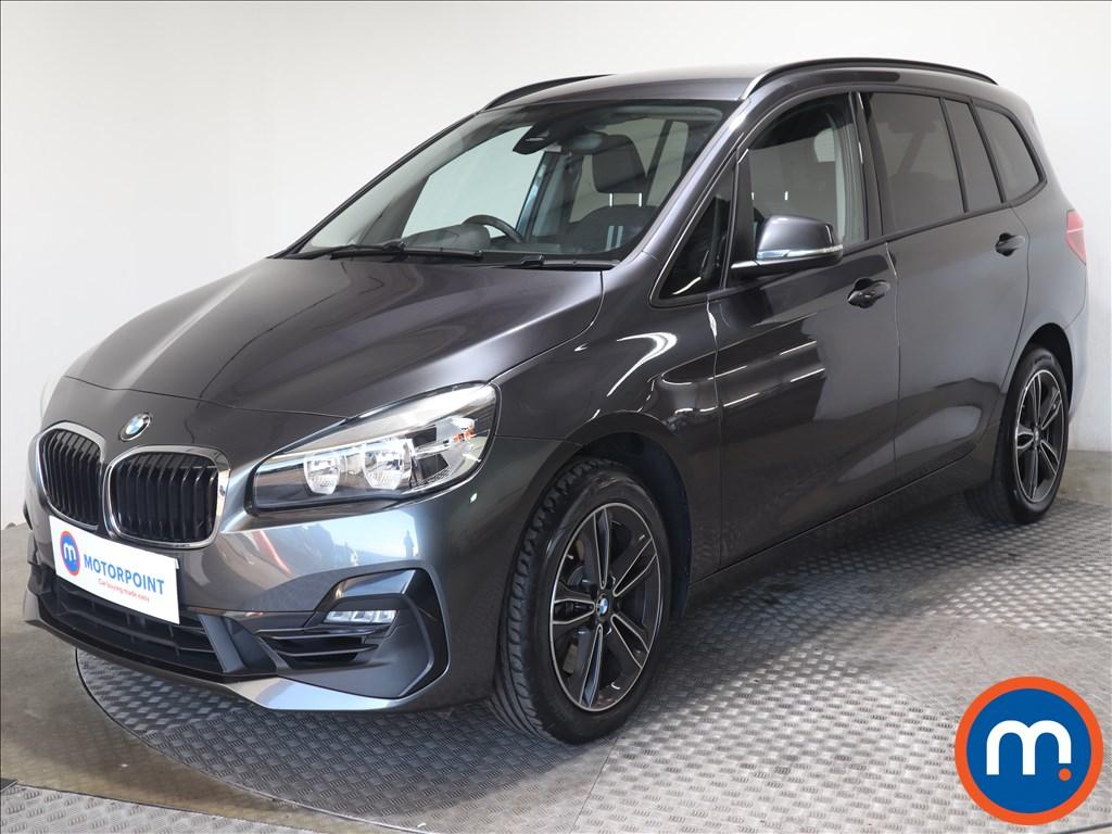 BMW 2 Series Sport - Stock Number 1135613 Passenger side front corner
