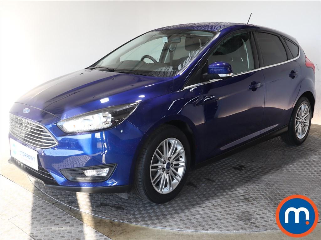 Ford Focus Zetec Edition - Stock Number 1134565 Passenger side front corner