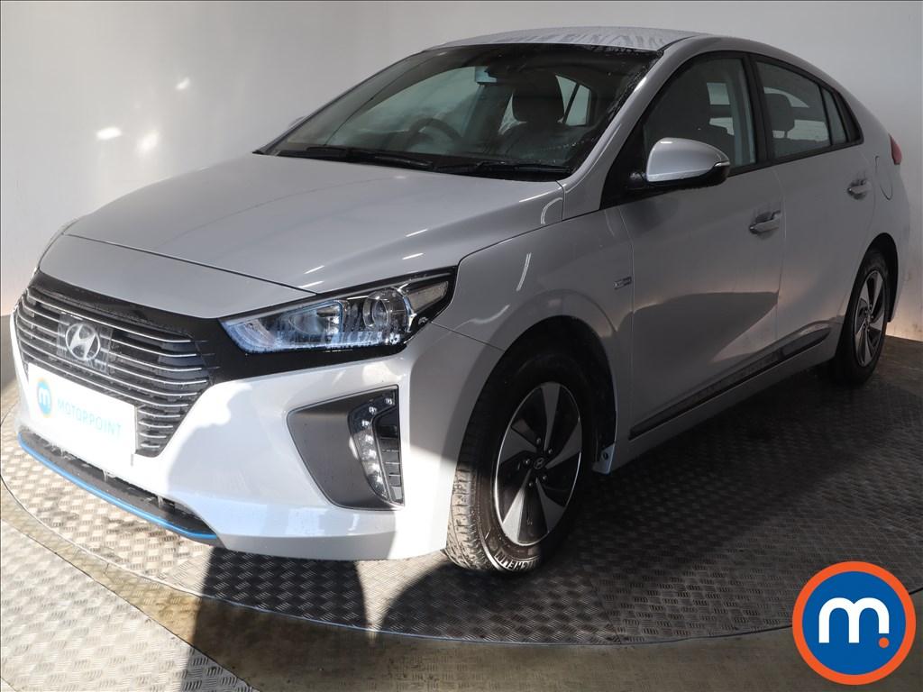 Hyundai Ioniq SE - Stock Number 1135396 Passenger side front corner