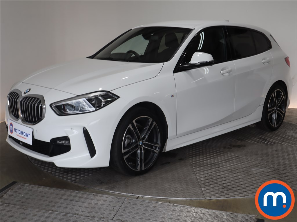 BMW 1 Series M Sport - Stock Number 1134749 Passenger side front corner