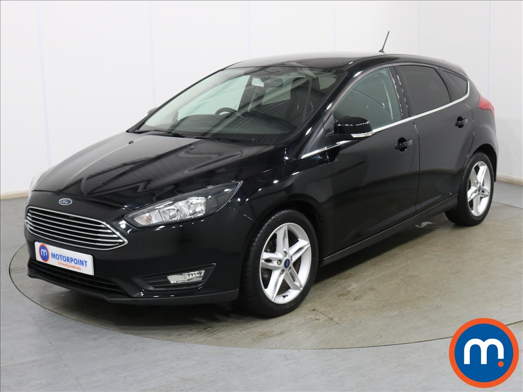 Ford Focus Zetec Edition - Stock Number 1138550 Passenger side front corner