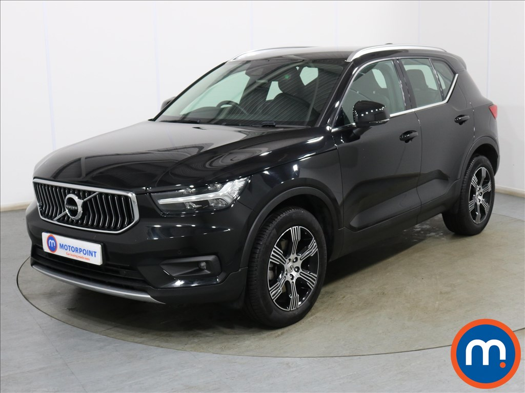Volvo Xc40 Inscription - Stock Number 1136024 Passenger side front corner