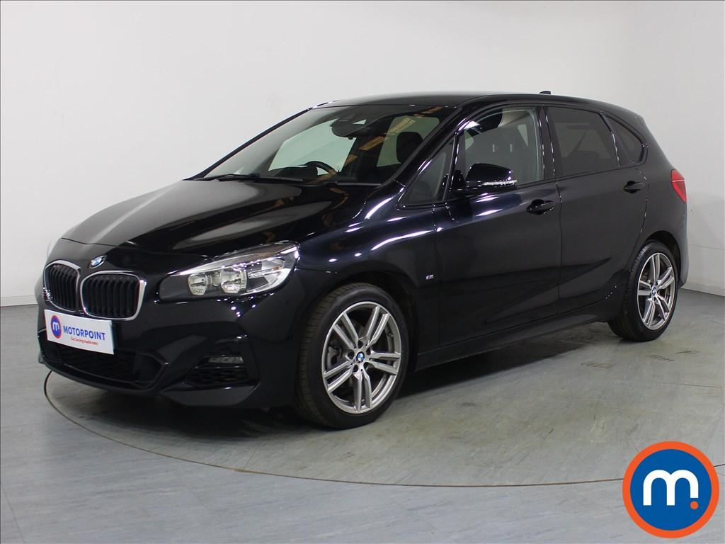 BMW 2 Series M Sport - Stock Number 1115642 Passenger side front corner