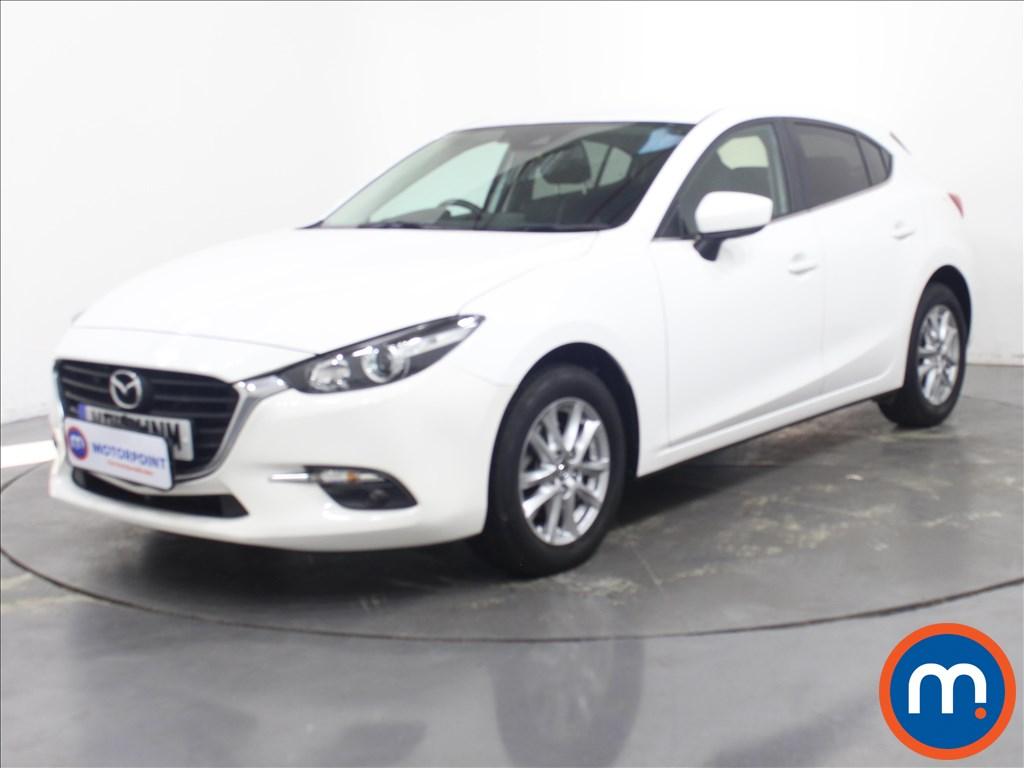 Mazda 3 SE-L Nav - Stock Number 1134134 Passenger side front corner