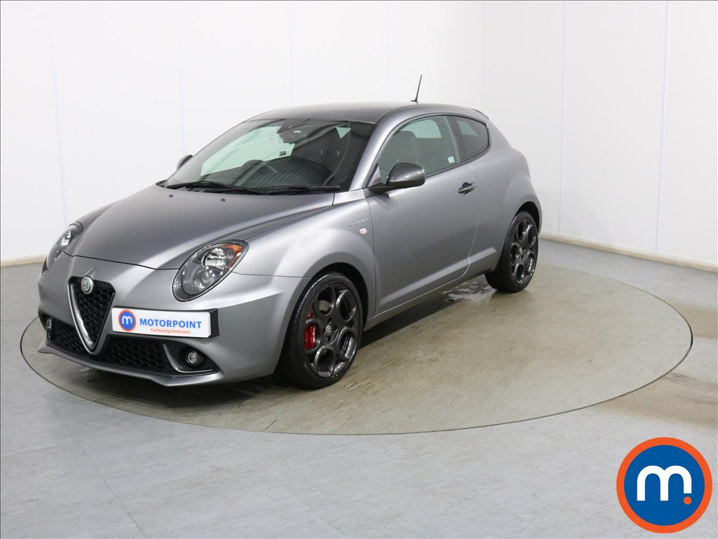 Alfa Romeo Mito 1.4 TB MultiAir 170 Veloce 3dr TCT - Stock Number 1137651 Passenger side front corner