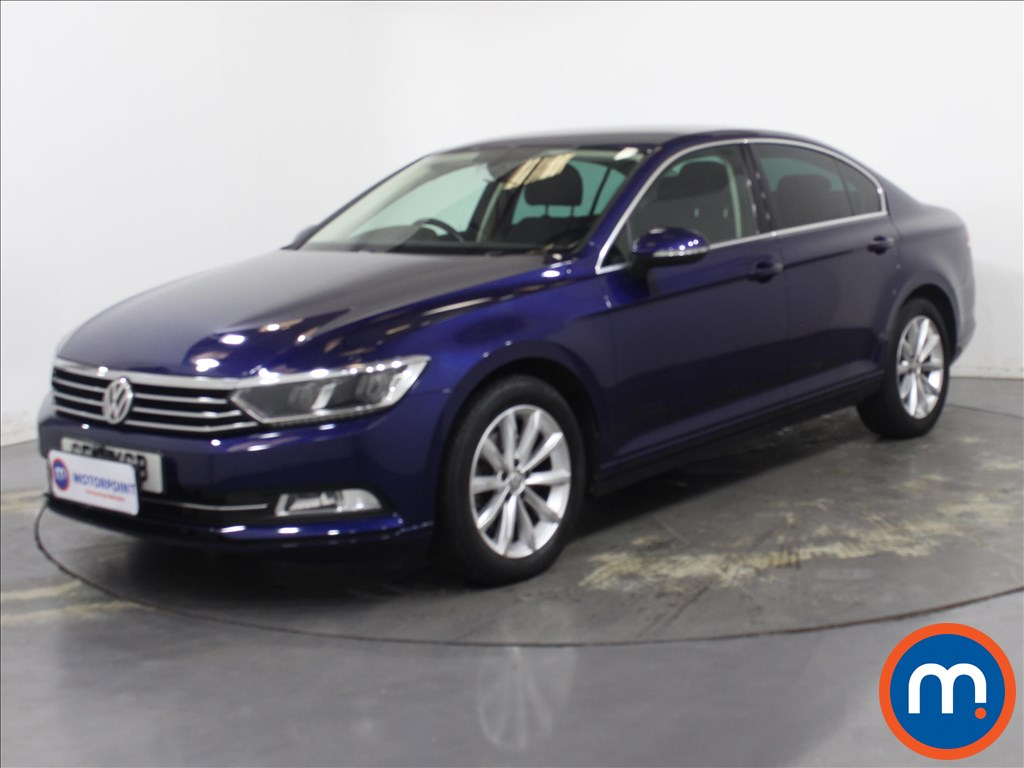 Volkswagen Passat SE Business - Stock Number 1136520 Passenger side front corner