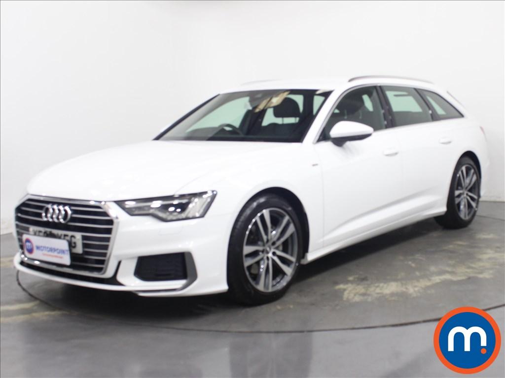 Audi A6 S Line - Stock Number 1137539 Passenger side front corner
