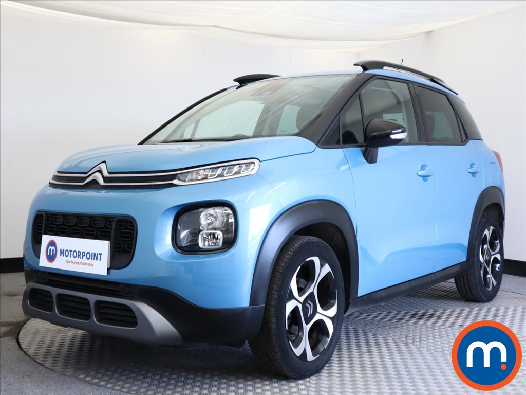 Citroen C3 Aircross 1.5 BlueHDi Flair 5dr [6 speed] - Stock Number 1128785 Passenger side front corner