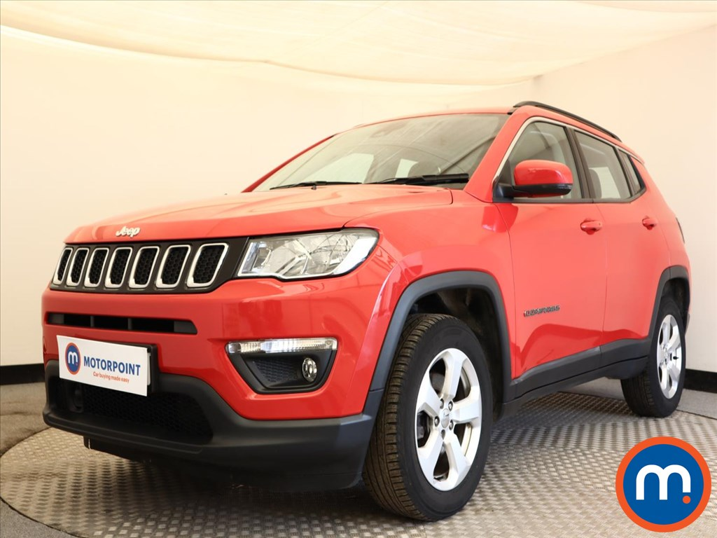 Jeep Compass 1.4 Multiair 140 Longitude 5dr [2WD] - Stock Number 1136316 Passenger side front corner
